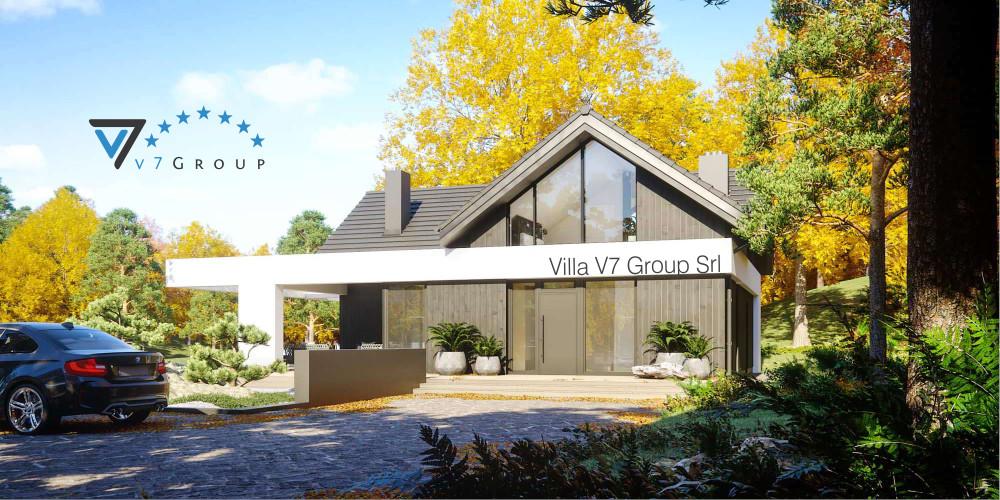 VM Immagine Villa V68 - la presentazione di Villa V67