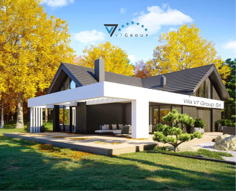 Immagine VM Villa V67 - vista terrazzo esterno piccola