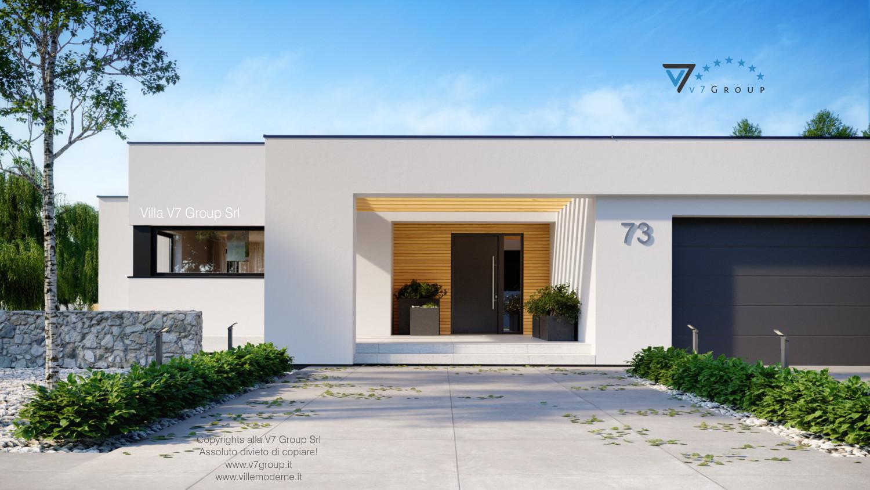 Immagine VM Villa V73 - vista frontale grande