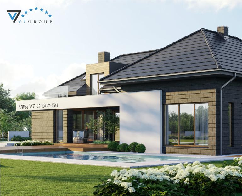Immagine VM Villa V13 - nowy - vista piscina piccola