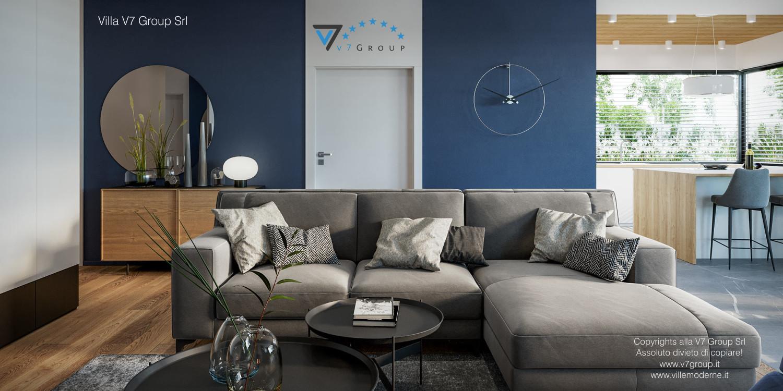 Immagine VM Villa V70 - interno 1 - soggiorno grande