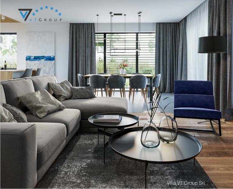 Immagine VM Villa V70 - interno 1 - soggiorno piccolo