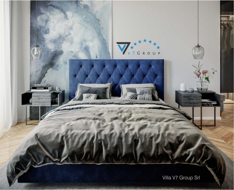 Immagine VM Villa V70 - interno 2 - camera matrimoniale piccola