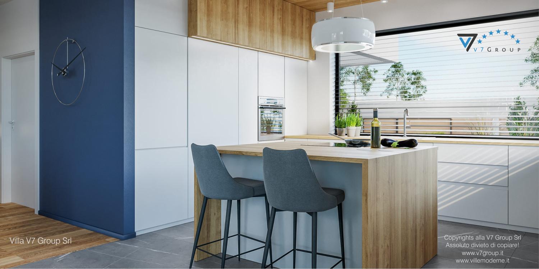 Immagine VM Villa V70 - interno 2 - cucina