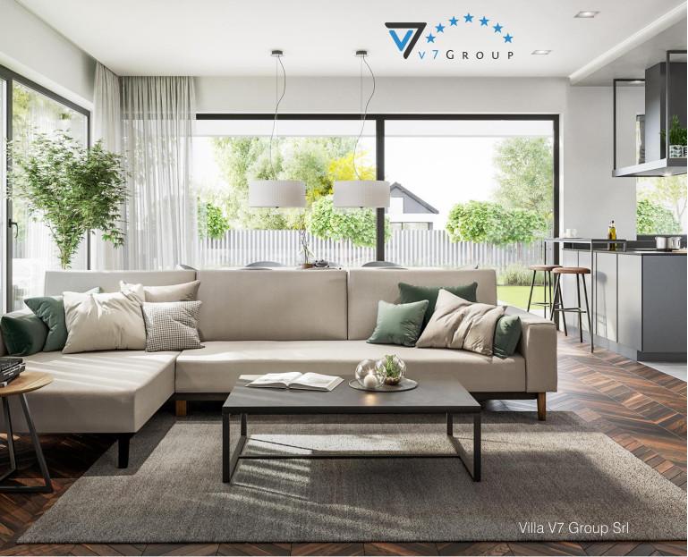 Immagine VM Villa V71 - interno 1 - soggiorno piccolo