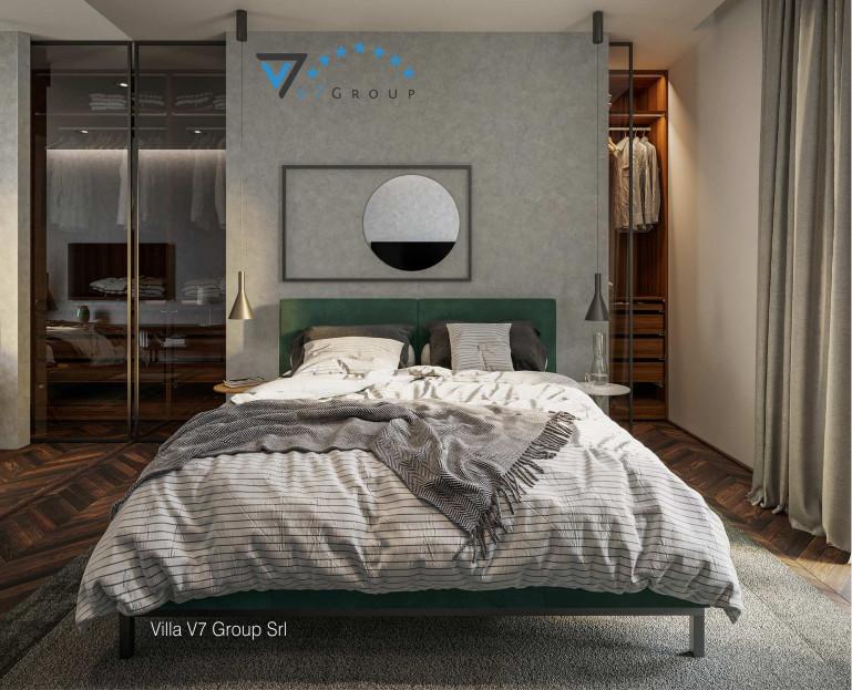 Immagine VM Villa V71 - interno 2 - camera matrimoniale piccola