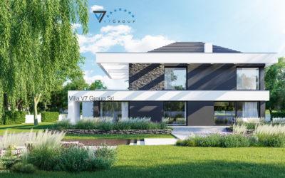 Villa V37 – aggiornamento delle visualizzazioni