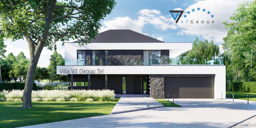 VM Immagine Villa V36 - la presentazione di Villa V37