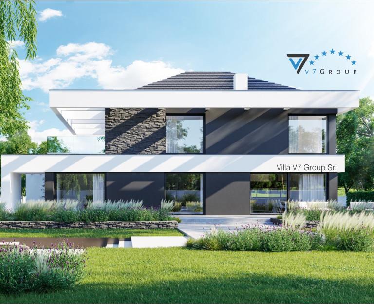 Immagine VM Villa V37 - nuova vista giardino piccola