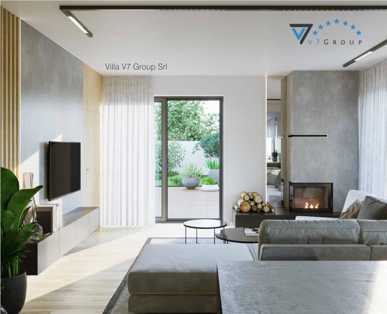 Immagine VM Villa V72 - interno 1 - vista soggiorno piccola