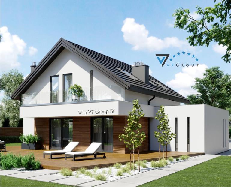 Immagine VM Villa V72 - vista terrazzo esterno piccola