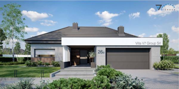 VM Immagine Home - la presentazione di Villa V26 - Variante 2