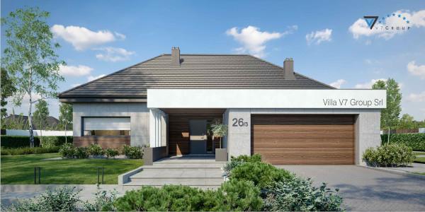 VM Immagine Home - la presentazione di Villa V26 - Variante 3