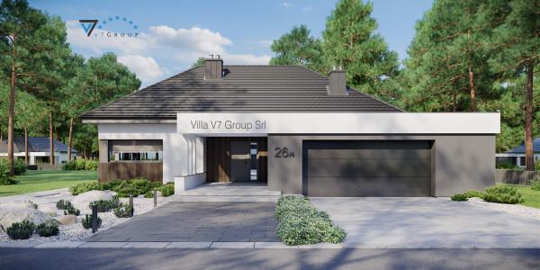 VM Immagine Home - la presentazione di Villa V26 - Variante 4