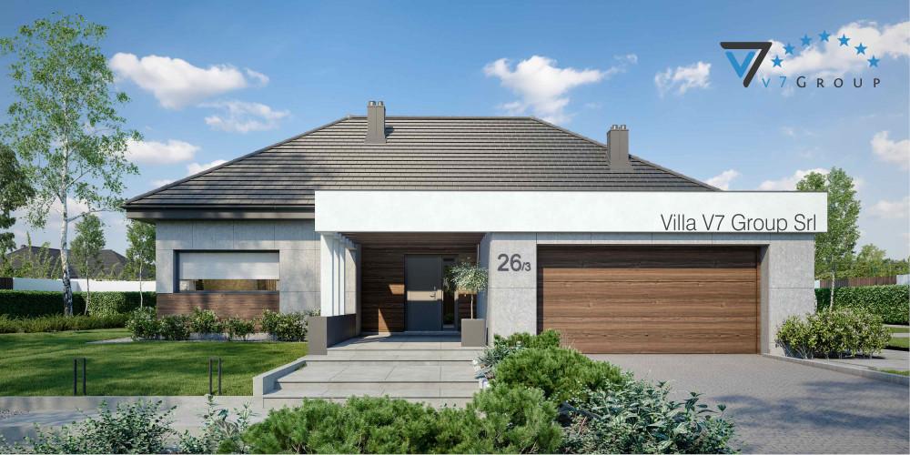 VM Immagine Villa V26 - la presentazione di Villa V26 - Variante 3