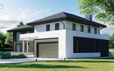 Aggiornamento Villa V40
