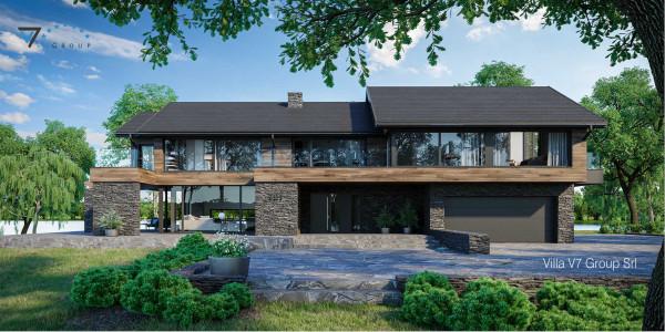 VM Immagine Home - la presentazione di Villa V721