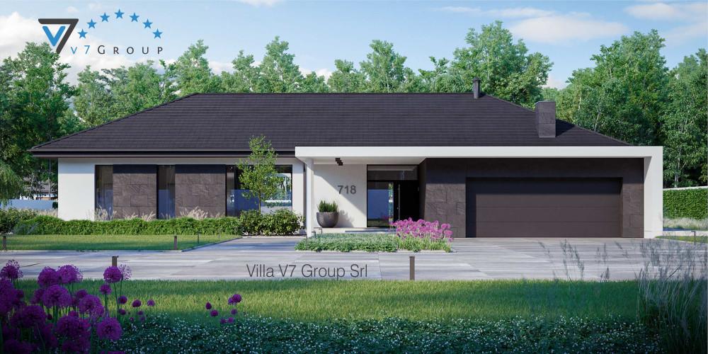 Immagine VM Villa V721 - la presentazione di Villa V718