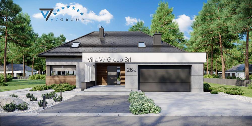 VM Immagine Villa V26 - la presentazione di Villa V26 - Variante 10