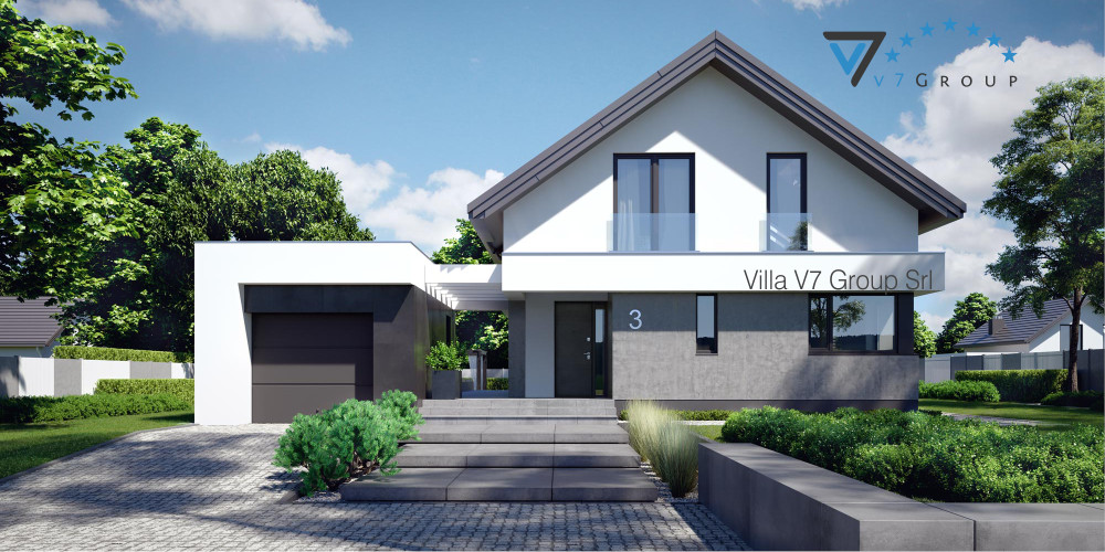 VM Immagine Villa V4 - la presentazione di Villa V3