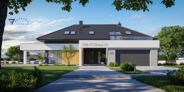 VM Immagine Home - la presentazione di Villa V707