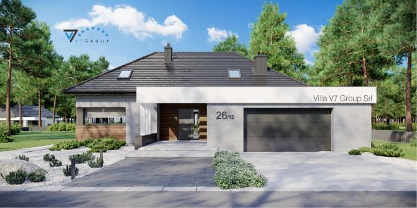 VM Immagine Home - la presentazione di Villa V26 - Variante 12