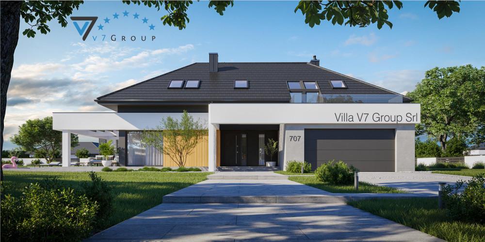 Immagine VM Villa V706 - la presentazione di Villa V707