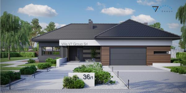 VM Immagine Home - la presentazione di Villa V36 - Variante 1