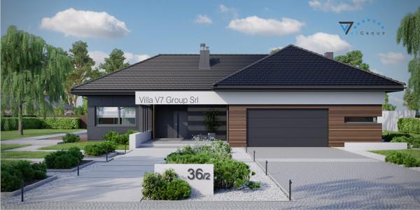 VM Immagine Home - la presentazione di Villa V36 - Variante 2