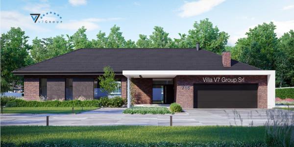 VM Immagine Home - la presentazione di Villa V718 - Variante 1