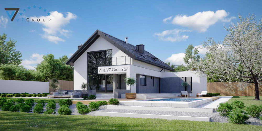 VM Immagine Villa V2 (G2) ENERGO - la presentazione di Villa V2 G2 ENERGO - Variante 1