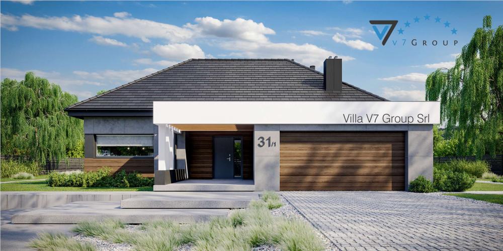 VM Immagine Villa V31 - la presentazione di Villa V31 - Variante 1
