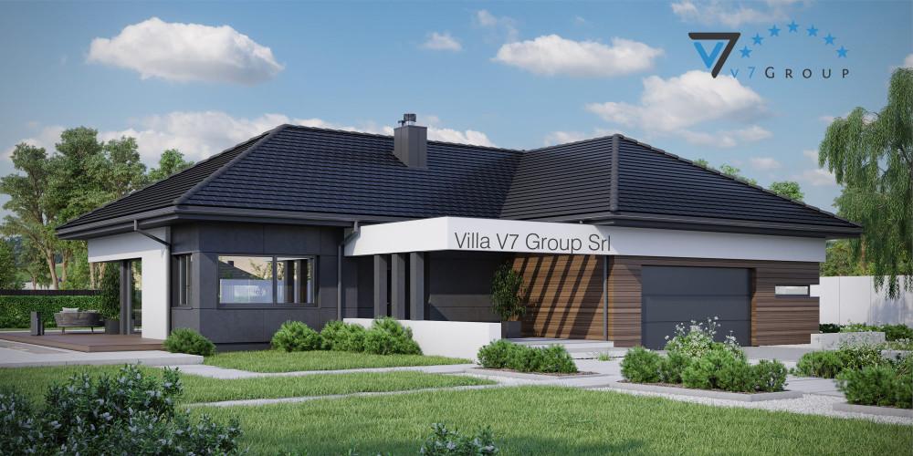 VM Immagine Villa V36 - la presentazione di Villa V36 - Variante 1