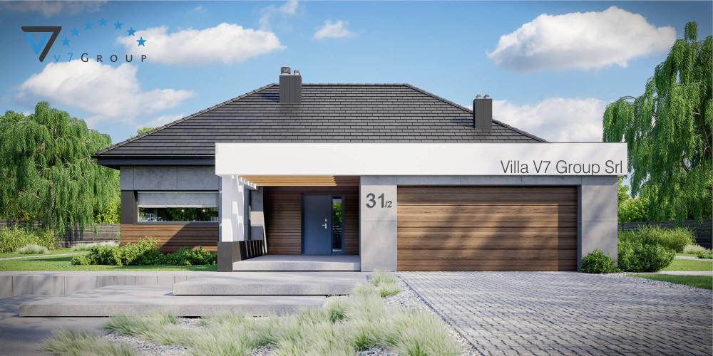 VM Immagine Villa V31 - Variante 1 - la presentazione di Villa V31 - Variante 2