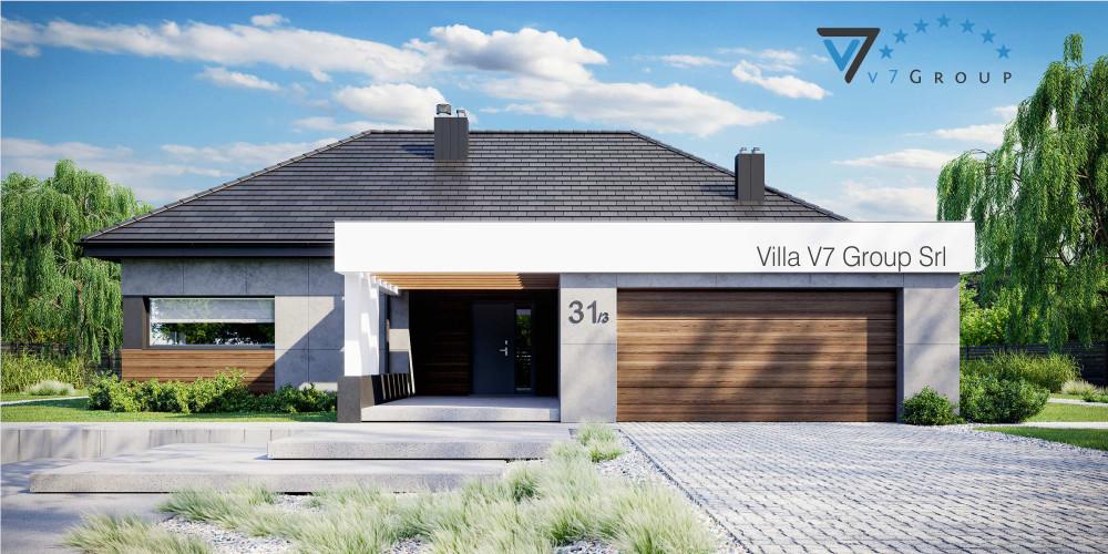 VM Immagine Villa V31 - la presentazione di Villa V31 - Variante 3