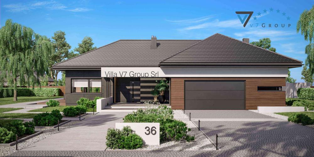 VM Immagine Villa V36 - Variante 1 - la presentazione di Villa V36