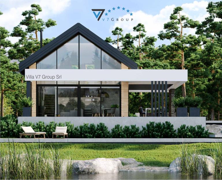 VM Immagine Villa V66 A - giardino