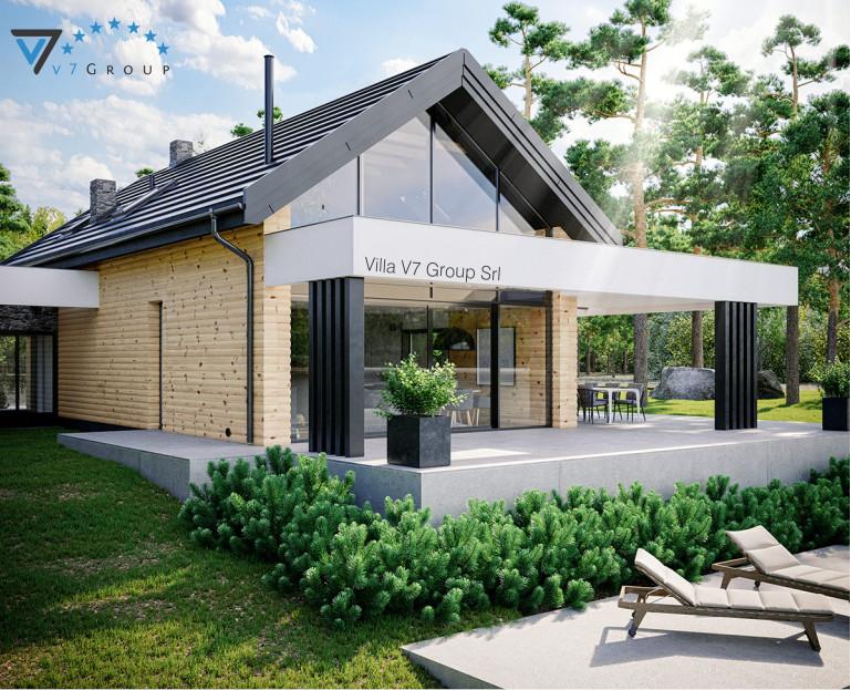 VM Immagine Villa V66 A G1 - giardino
