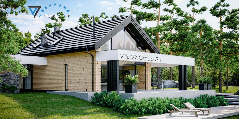 VM Immagine Villa V66 - la presentazione di Villa V66 A G1