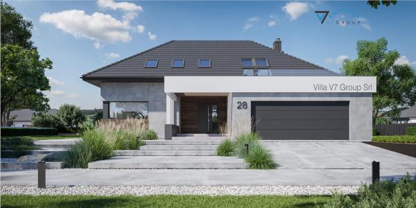 VM Immagine Home - la presentazione di Villa V28 - Variante 2