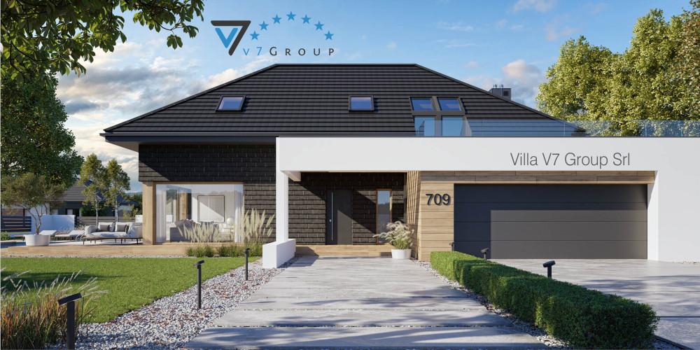 Immagine VM Villa V708 - la presentazione di Villa V709