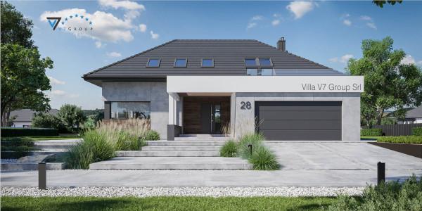 VM Immagine Home - la presentazione di VIlla V28 - Variante 1