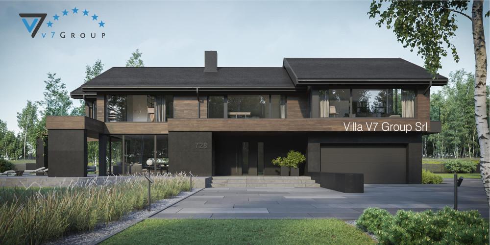 Immagine VM Villa V727 - la presentazione di Villa V728