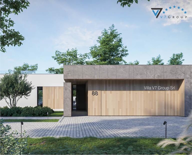 Immagine VM Villa V88 - la parte frontale della villa